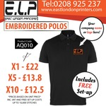 EMBROIDERED  PREMIUM POLO SHIRT ( DEAL  )
